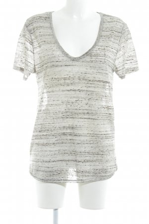 Zadig & Voltaire T-Shirt Monogram-Muster Casual-Look