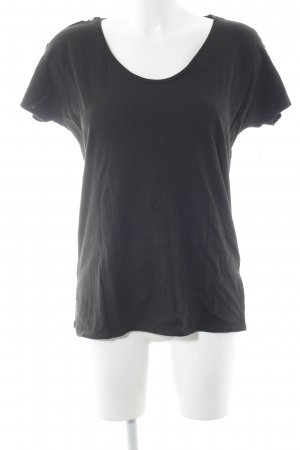 Zadig & Voltaire T-Shirt schwarz Street-Fashion-Look