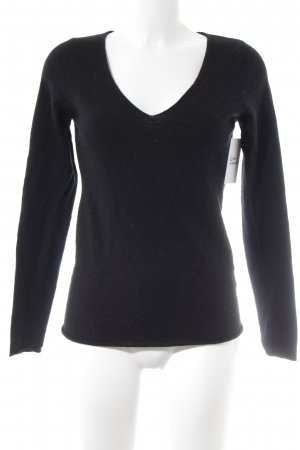 Zadig & Voltaire Wool Sweater black classic style