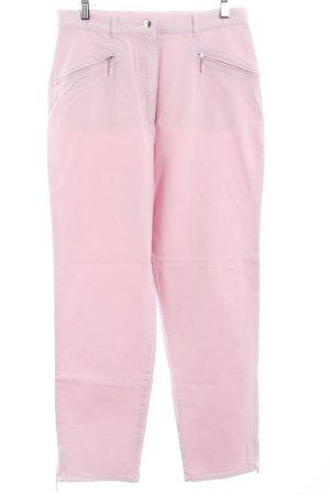 zaffiri High Waist Jeans rosa extravaganter Stil