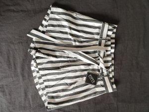 Zaful Streifen Shorts