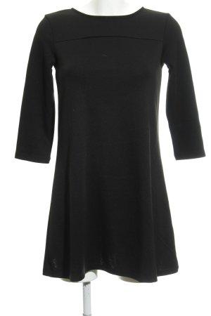 Zalando A-Linien Kleid schwarz Business-Look