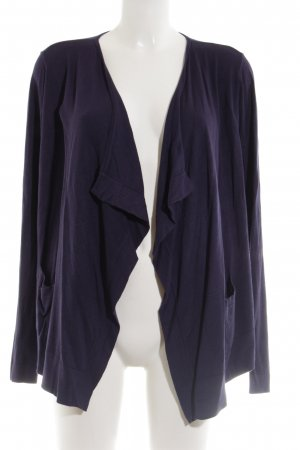 Zalando Cardigan lila Casual-Look