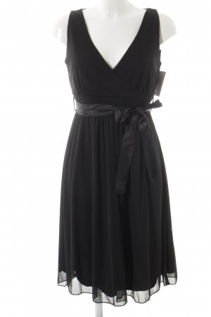 Zalando Cocktailkleid schwarz Elegant