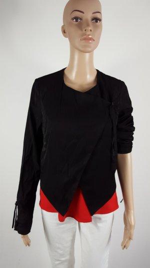 Zalando Collection Veste chemisier noir viscose