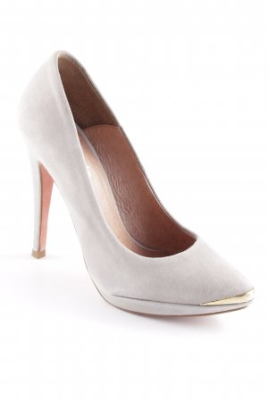 Zalando Collection High Heels hellbeige-goldfarben Elegant