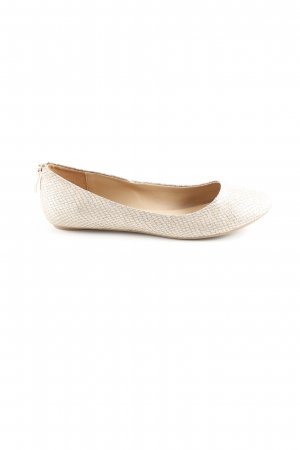 "Zalando faltbare Ballerinas ""call it spring"" goldfarben"