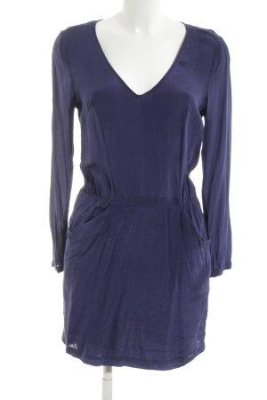 Zalando Jerseykleid dunkelblau Casual-Look