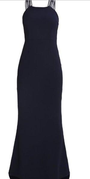 new arrival d9346 65832 ZALANDO | kaum getragenes, bodenlanges Kleid mit schönem Rückenausschnitt