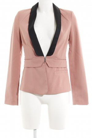 Zalando Long-Blazer nude-apricot Business-Look