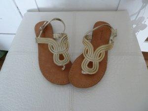 Zalando Sandalo con cinturino color cammello