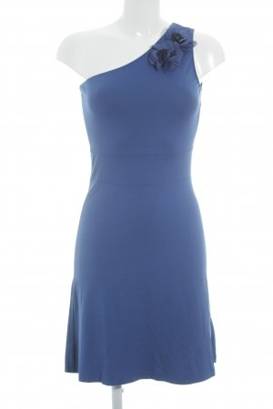 Zalando One-Shoulder-Kleid blau Casual-Look