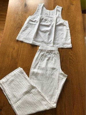 Zalando Collection Pyjama wit