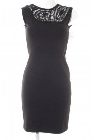 Zalando Schlauchkleid schwarz Elegant