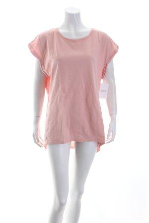 Zalando Shirt hellrosa schlichter Stil