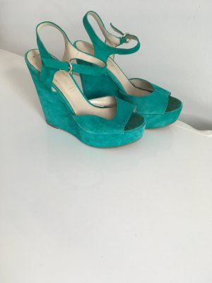 Zalando shoes in Türkis