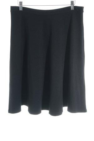 Zalando Skaterrok zwart casual uitstraling