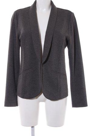 Zalando Sweat Blazer grey flecked casual look