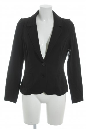 Zalando Sweatblazer schwarz Casual-Look