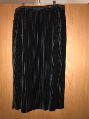 Zanetti Moda Pleated Skirt black