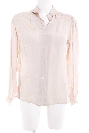 Zapa Hemd-Bluse beige Casual-Look