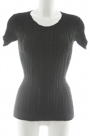 Zapa T-Shirt schwarz extravaganter Stil