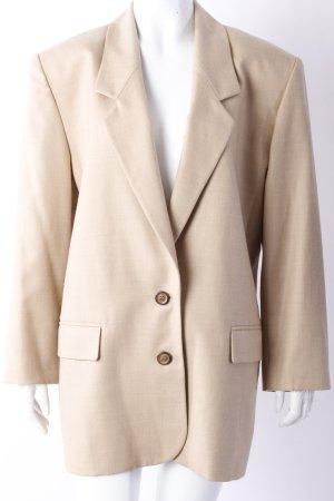 Zapa Vintage-Long-Blazer hellcamel