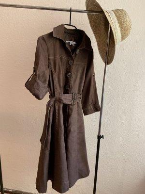 Zara 100% Leinen Kleid neu