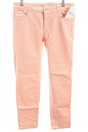 Zara 7/8-Hose apricot Street-Fashion-Look