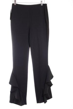 Zara 7/8-Hose dunkelblau extravaganter Stil