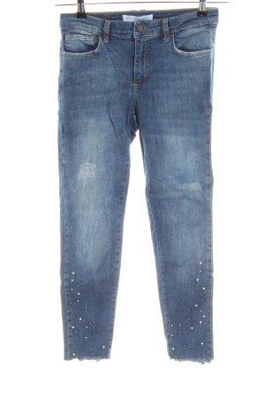 Zara 7/8 Length Jeans blue casual look