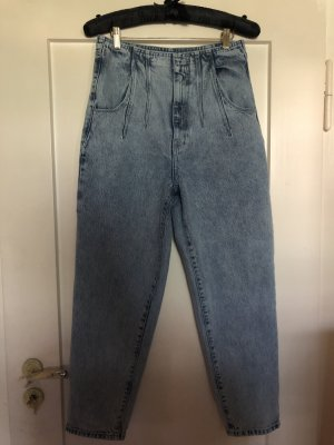 Zara 80ies tapered Mom Jeans high waist Gr. 40