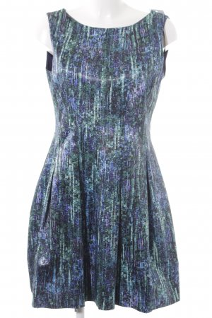 Zara A-Linien Kleid Animalmuster Animal-Look