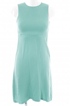 Zara A-Linien Kleid grün Casual-Look