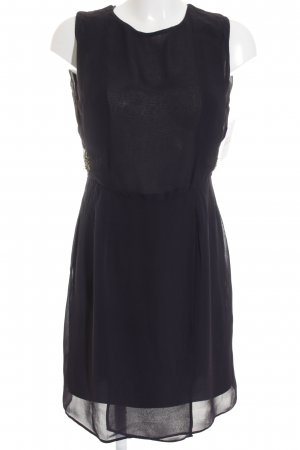 Zara Robe de soirée bleu foncé élégant