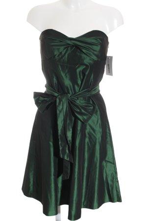 Zara Avondjurk groen elegant