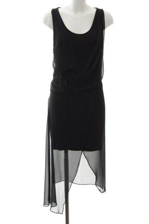 Zara Abendkleid schwarz Elegant