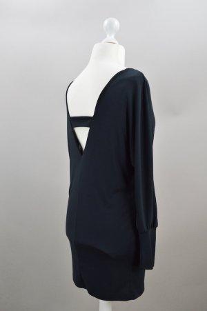 Zara Abendkleid schwarz Größe S