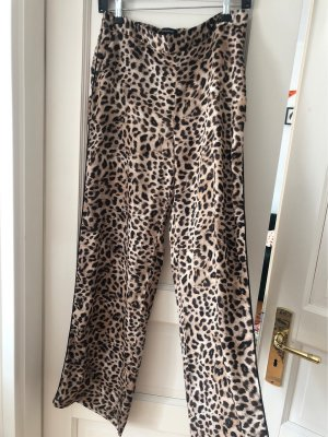 Zara Basic Marlene Trousers multicolored