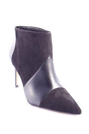 Zara Ankle Boots schwarz klassischer Stil