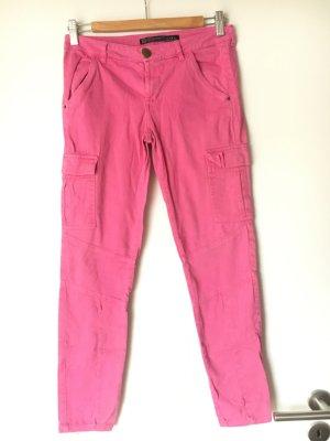Zara Ankle Skinny Pink 34