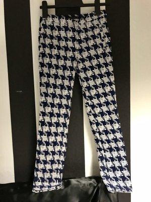 Zara Pantalone jersey multicolore Tessuto misto