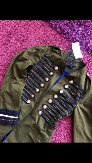 Zara Army Jacke L