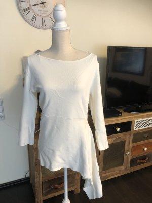 Zara asymmetrischer Pullover neu 36/38