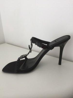 Zara - Außergewöhnliche High Heels Pantolette