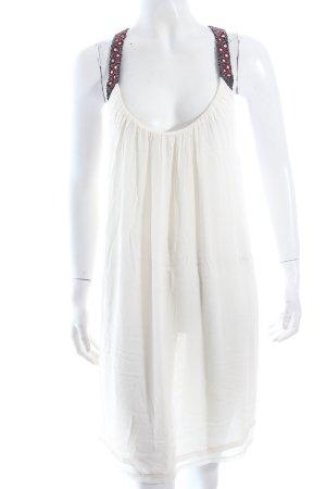 Zara Babydollkleid mehrfarbig klassischer Stil