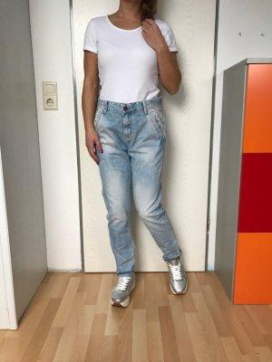 Zara Baggy Jeanshose