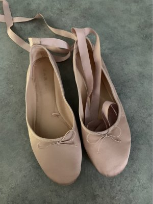 Zara Ballerines Mary Jane or rose
