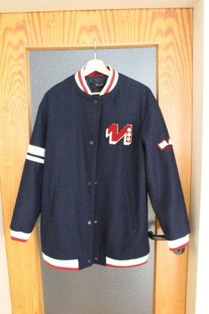 Zara Baseballjacke, dunkelblau, Gr. L - NEU