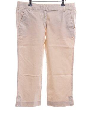 Zara Basic Pantalón pirata nude estilo «business»